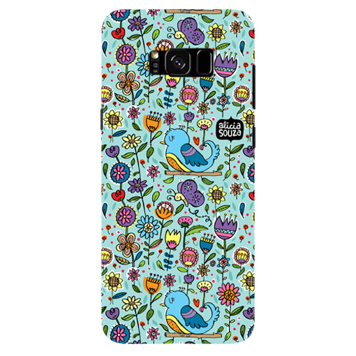 Garden  - Samsung Galaxy S8 Plus Phone Cover
