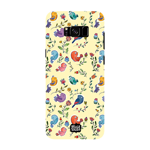 Little Birdie - Samsung Galaxy S8 Phone Cover