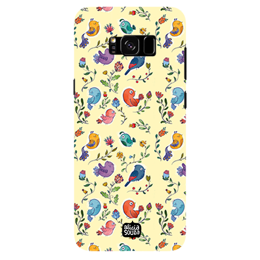 Little Birdie - Samsung Galaxy S8 Plus Phone Cover