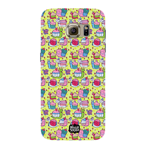 Snail Pace - Samsung Galaxy S7 Phone Cover