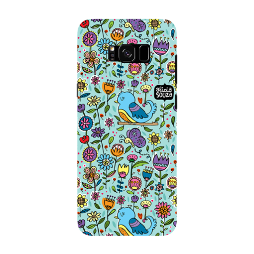 Garden  - Samsung Galaxy S8 Phone Cover