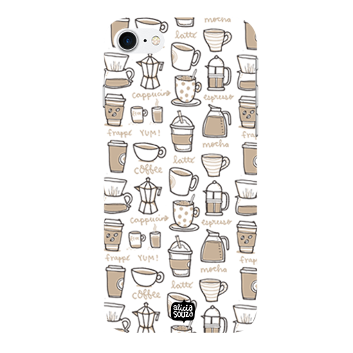 Coffee - iPhone 7 / 8 Phone Cover