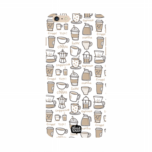 Coffee - iPhone 6 Plus / 6s Plus Phone Cover