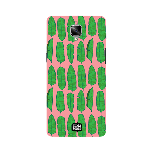 Banana Leaves - Oneplus 3 Phone Cover