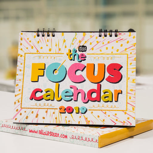 The Focus Calendar - 2019