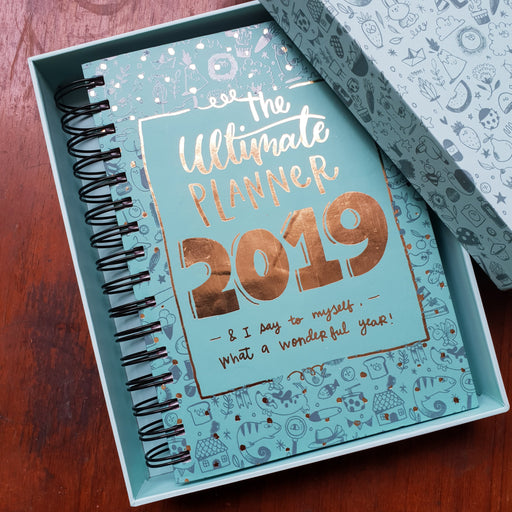 The Ultimate Planner - 2019