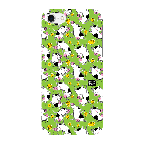 Dancing Cow - iPhone 7 / 8 Phone Cover