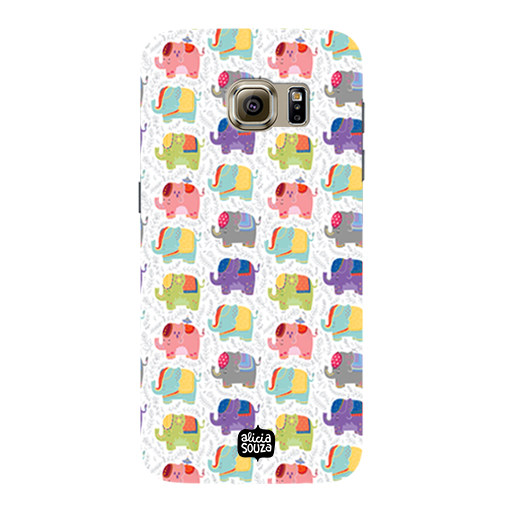 Elephants - Samsung Galaxy S7 Phone Cover