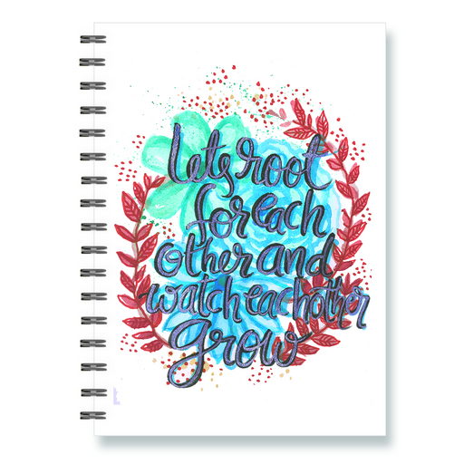 Root For Each Other Notebook