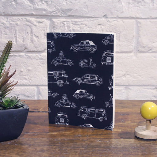 Notebook | Vehicles - TheInkBucketstore