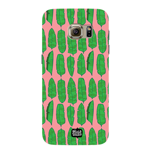 Banana Leaves - Samsung Galaxy S7 Phone Cover