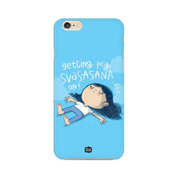 Savasana - iPhone 6 Plus / 6s Plus Phone cover