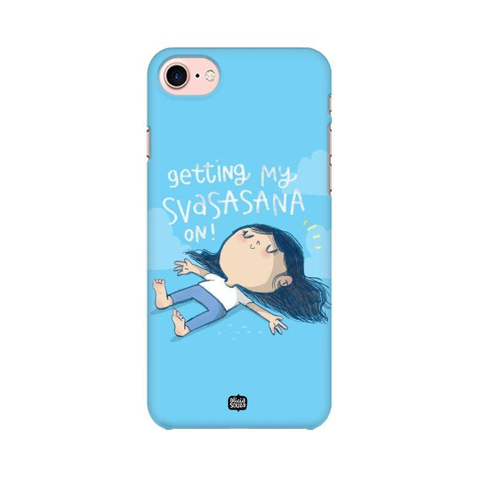 Savasana - iPhone 8 Phone Cover