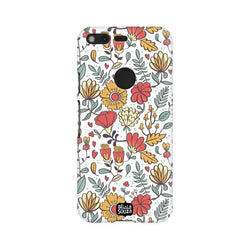 Big Flowers - Google Pixel XL Phone Cover