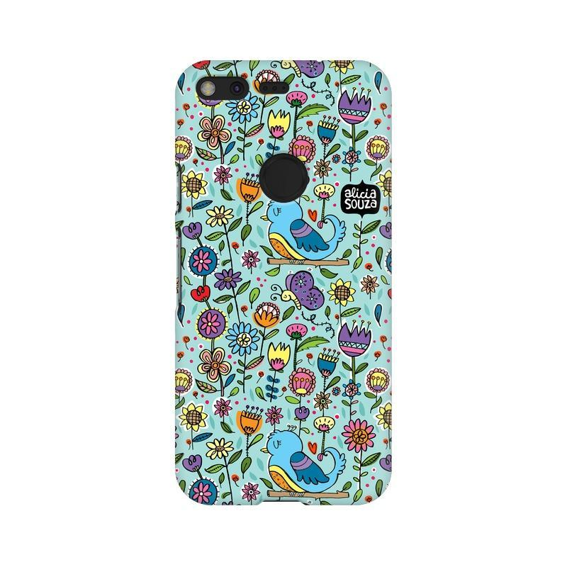 Garden - Google Pixel XL Phone Cover