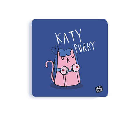 Katy Purry Coaster