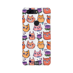 Happy Cats - OnePlus 5T Phone Cover