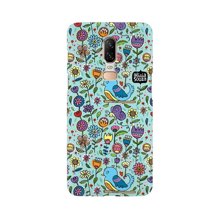 Garden - OnePlus 6 Phone Cover