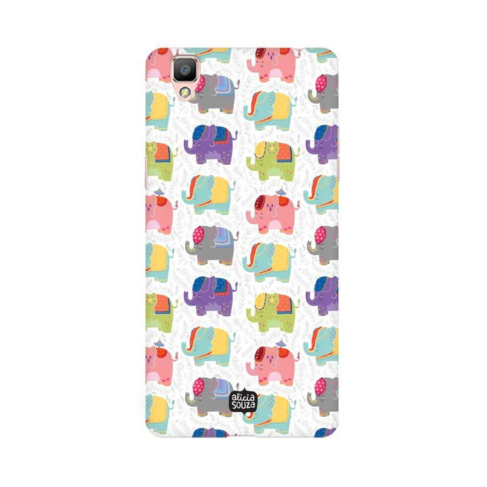 Elephant - Oppo F1+ Phone Cover