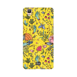Humming Bird - Yellow - Oppo F1+ Phone Cover