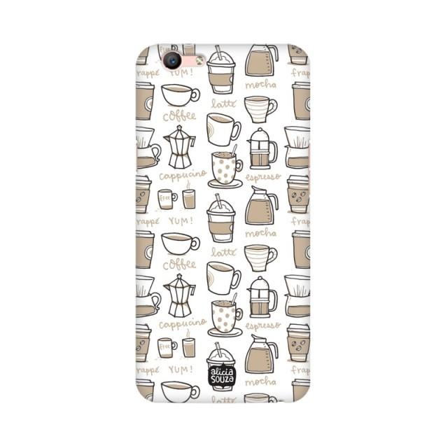 Coffee - Oppo F1S Phone Cover
