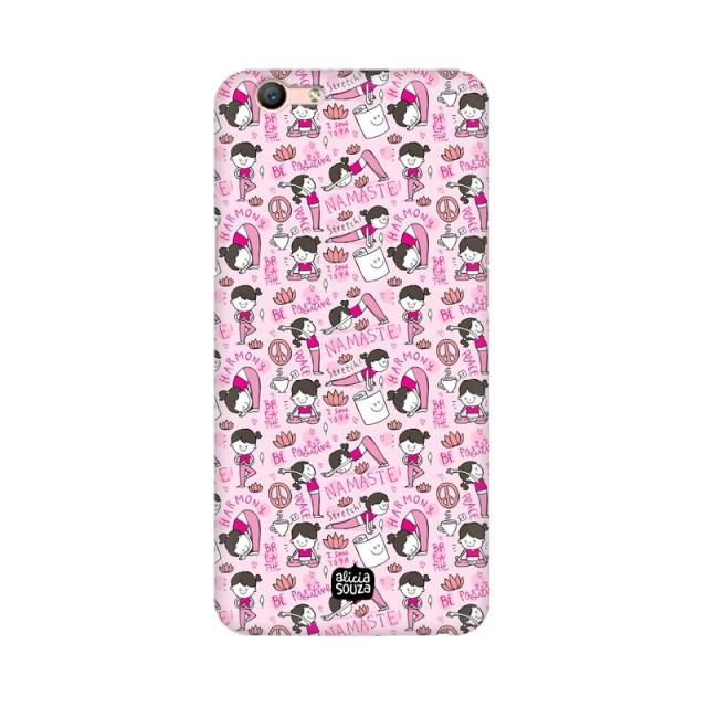 Yoga - Oppo F1S Phone Cover