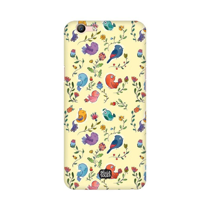 Little Birdie - Oppo F1S Phone Cover