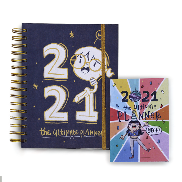 The 2021 Ultimate Planner & Pocket Planner