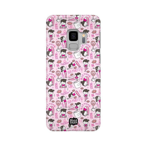 Yoga - Samsung S9 Phone Cover