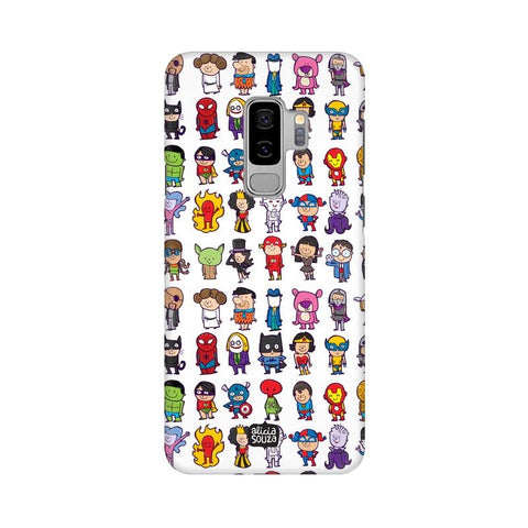 Superhero - Samsung S9+ Phone Cover
