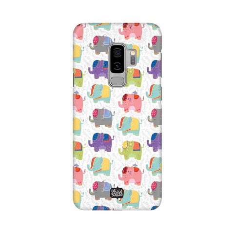 Elephant - Samsung S9+ Phone Cover
