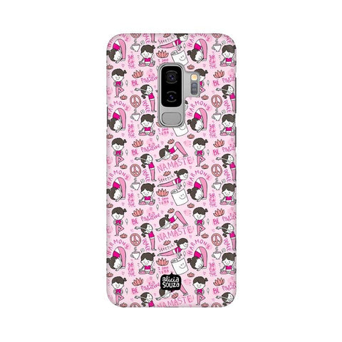 Yoga - Samsung S9+ Phone Cover