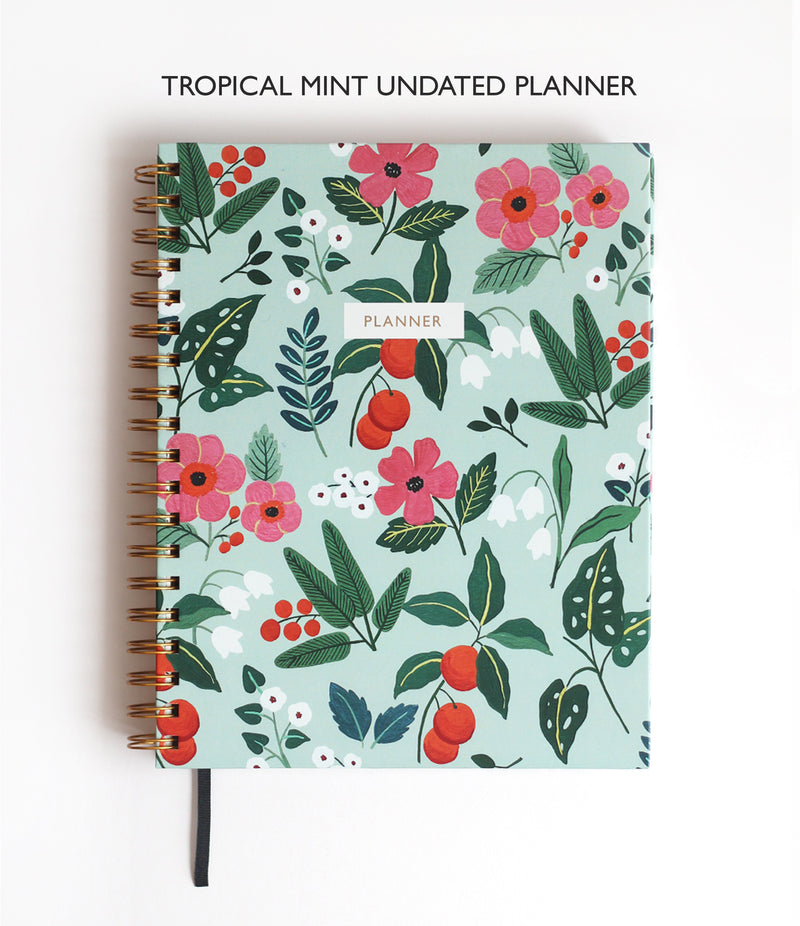 Planner & Calendar | Set of 2 | Build Your Own Set