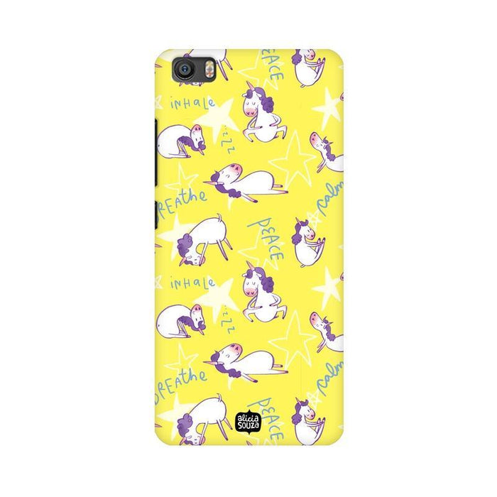 Yoga Unicorn - Xiaomi Mi 5 - Phone Cover
