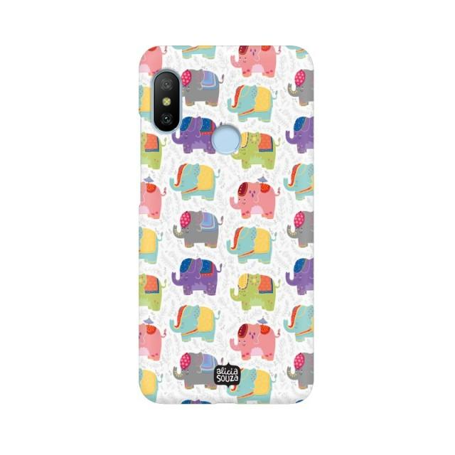 Elephant - Mi A2 Lite Phone Cover