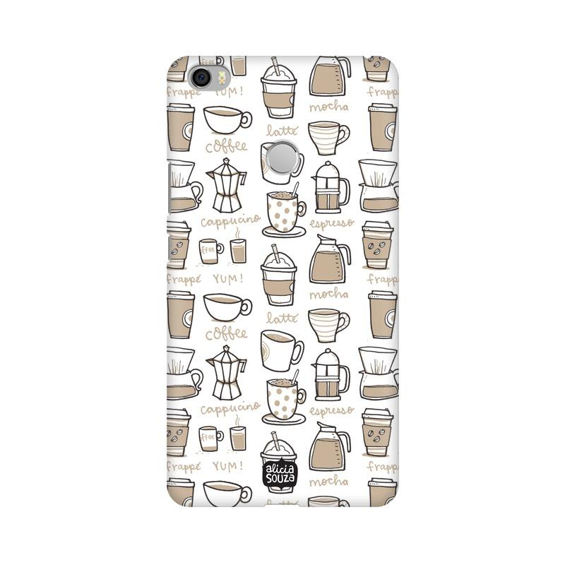 Coffee - Mi Max Phone Cover