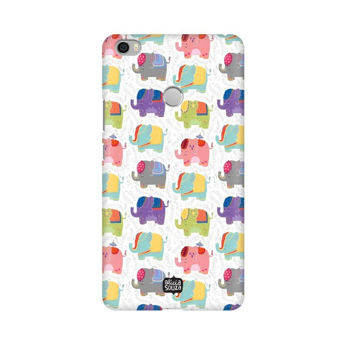 Elephant - Mi Max Phone Cover