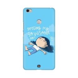 Savasana - Mi Max Phone Cover