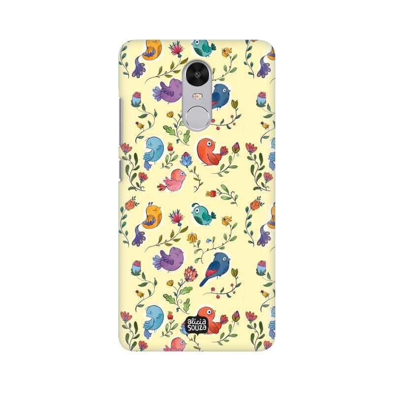 Little Birdie - Redmi Note 4 Phone Cover