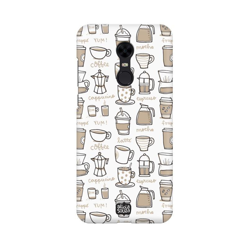 Coffee - Redmi Note 5 Phone Cover