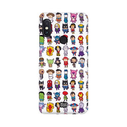 Superhero - Redmi Note 5 Pro Phone Cover