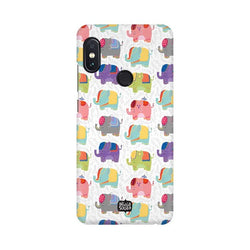 Elephant - Redmi Note 5 Pro Phone Cover
