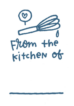 From The Kitchen Stamp - BIG