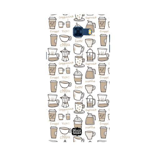 Coffee - Samsung Galaxy C7 Pro Phone Cover