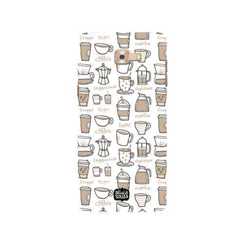 Coffee - Samsung Galaxy C9 Pro Phone Cover