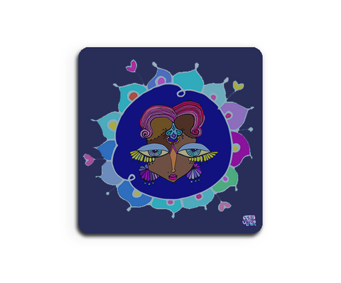 Dusky Love Coaster