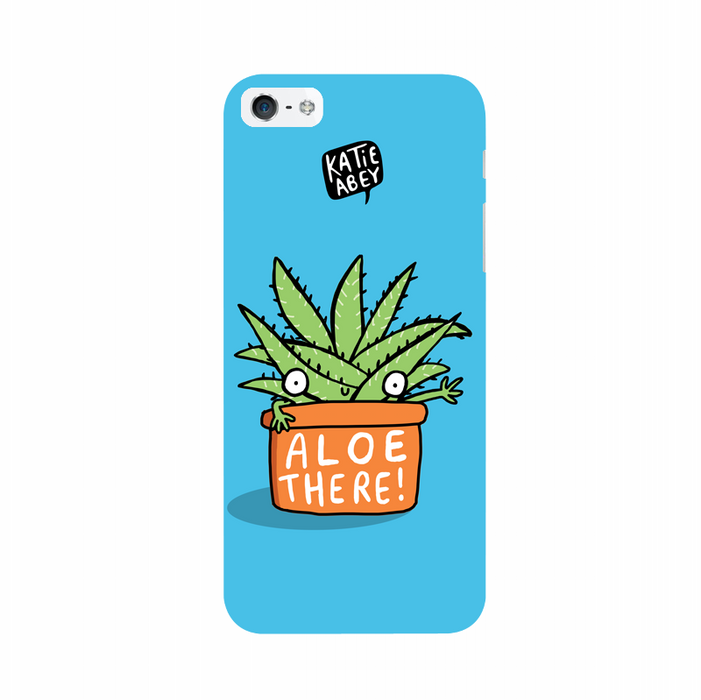 Aloe There - iPhone 5 - Phone Cover
