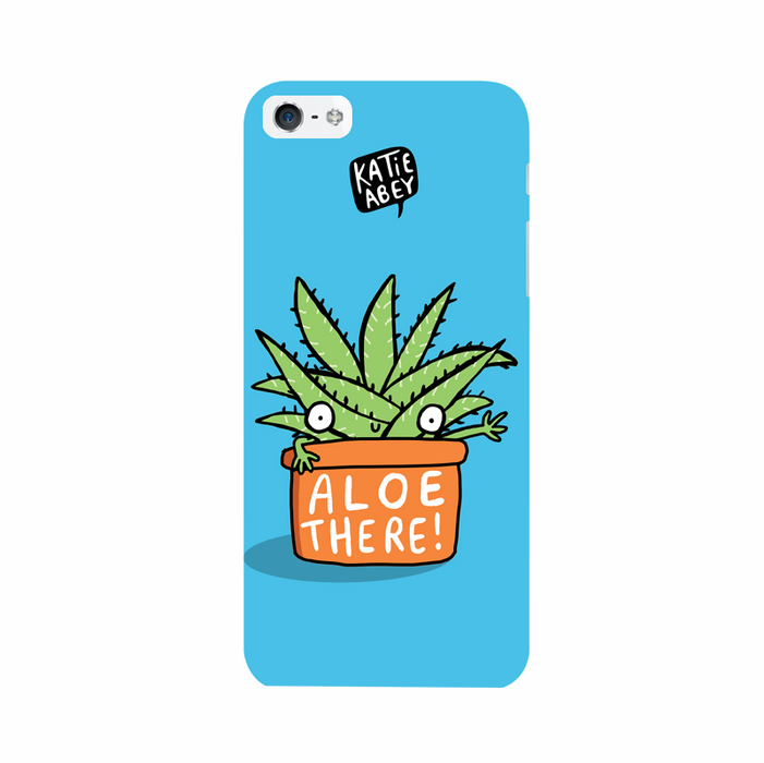 Aloe There - iPhone 5s - Phone Cover