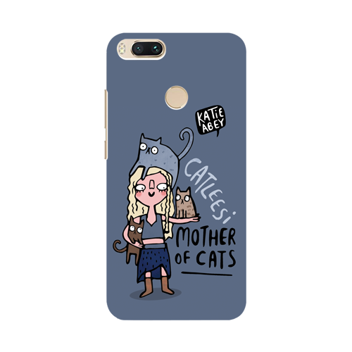 Catleesi - MI A1 - Phone Cover