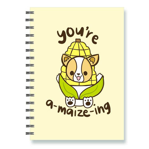 Maize Notebook